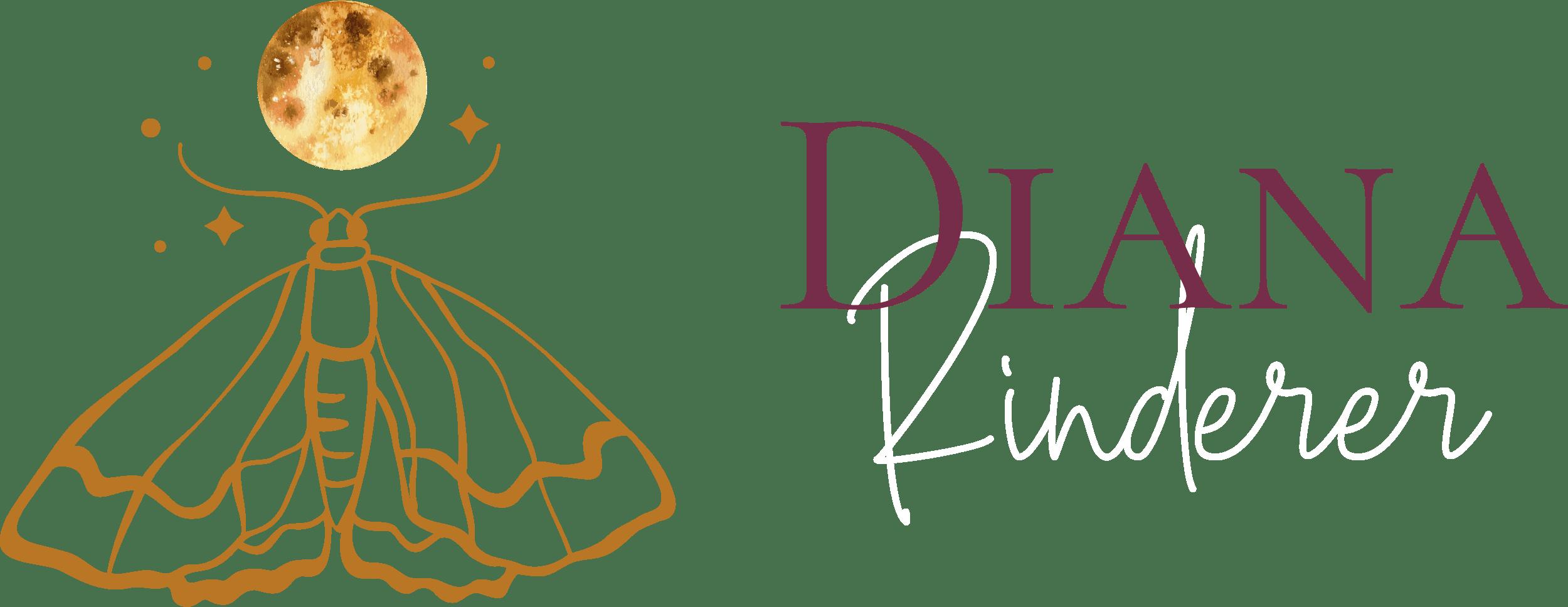 Logo Diana Rinderer für Mobile Version
