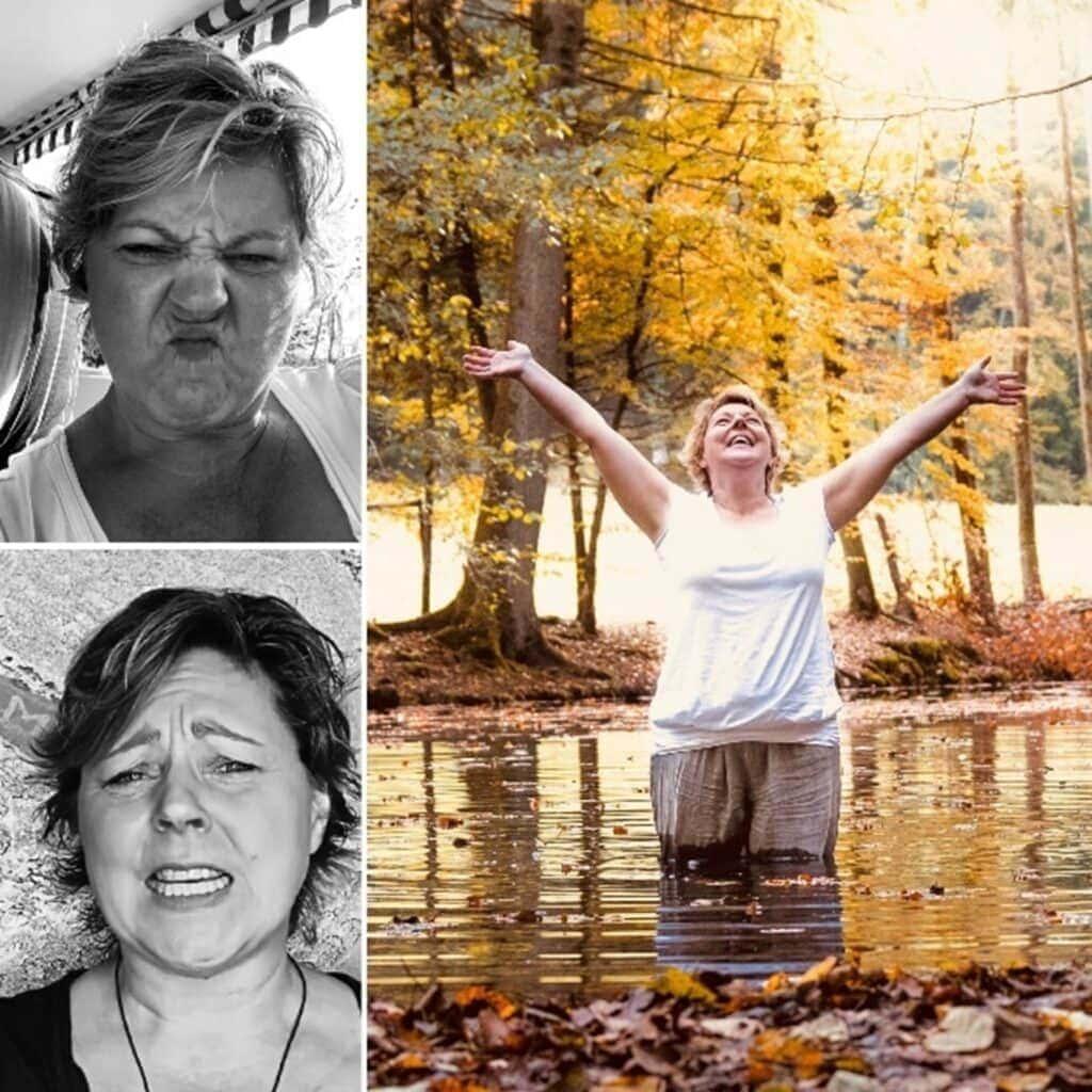 Gefühle und Emotionen - Diana Rinderer